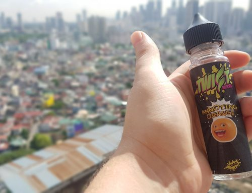 Twist Vapors – Annoying Orange – Philippines (Locally Only?)